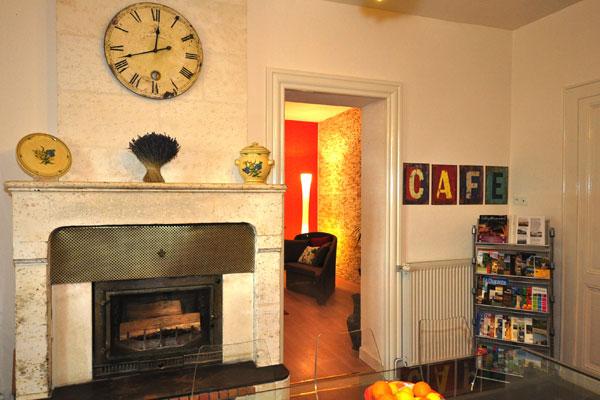 Gite au château cuisine Bellavista