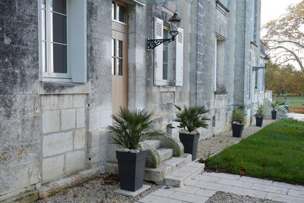 Gite au château façade Bellavista